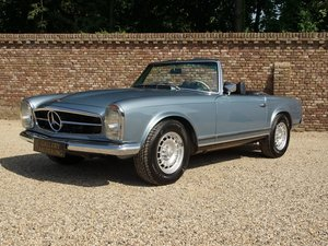 1968 Mercedes 250 SL Pagode Manual Gearbox