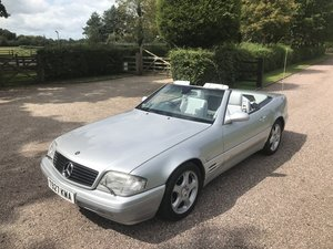 1999 Stunning High Spec SL320 V6 For Sale