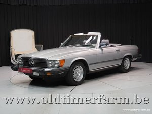 1983 Mercedes-Benz 380SL '83