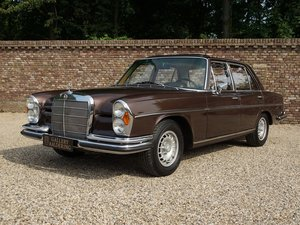 1967 Mercedes 250 S W108 swiss car For Sale