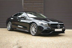 2015 Mercedes-Benz S63 AMG 5.5 V8 Coupe Auto (47,854 miles)  SOLD