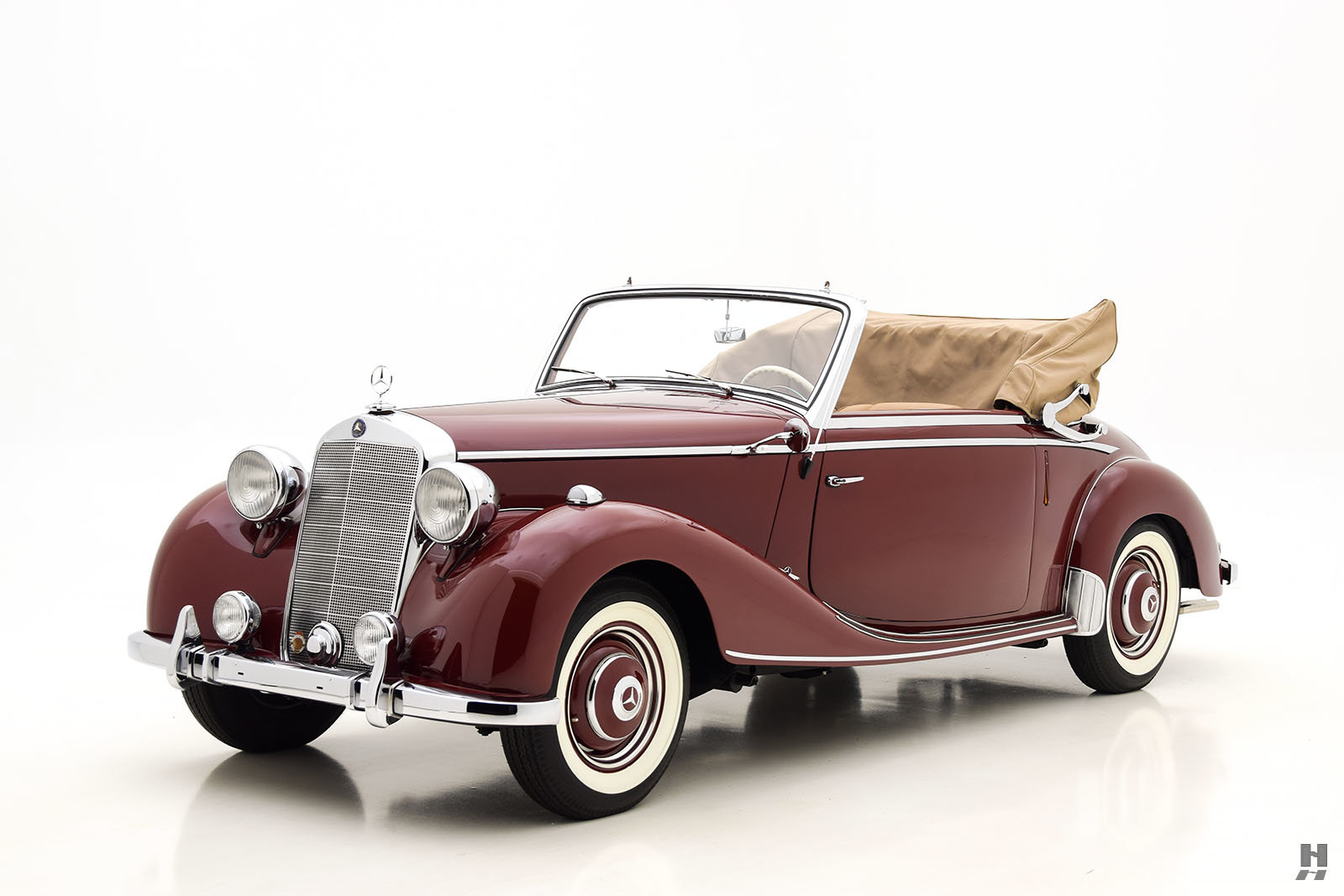 1951 Mercedes-Benz 170S Cabriolet For Sale (picture 1 of 6)