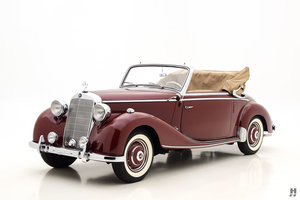 1951 Mercedes-Benz 170S Cabriolet For Sale