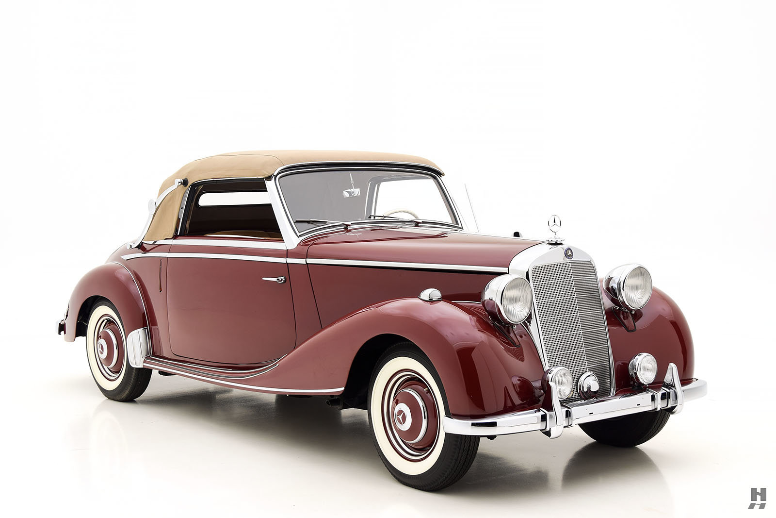 1951 Mercedes-Benz 170S Cabriolet For Sale (picture 2 of 6)