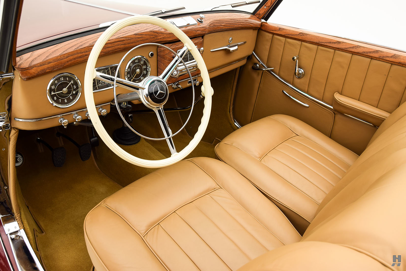 1951 Mercedes-Benz 170S Cabriolet For Sale (picture 4 of 6)