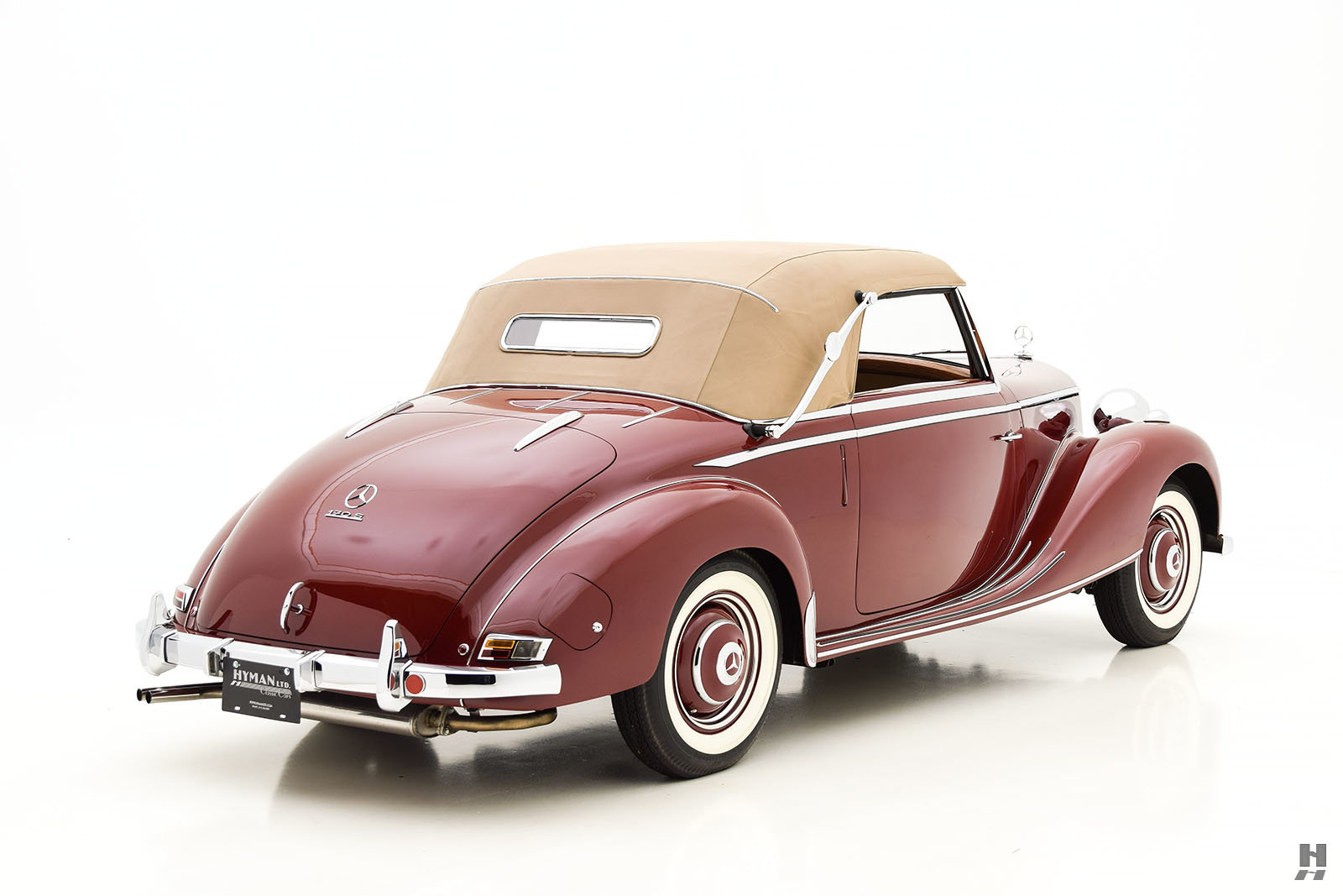 1951 Mercedes-Benz 170S Cabriolet For Sale (picture 6 of 6)