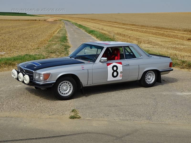 1979 MERCEDES-BENZ 450 SLC 5.0 Rally For Sale by Auction (picture 2 of 6)