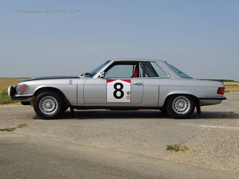 1979 MERCEDES-BENZ 450 SLC 5.0 Rally For Sale by Auction (picture 3 of 6)
