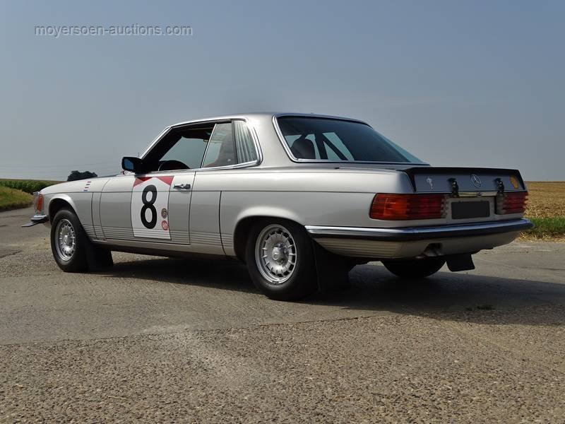 1979 MERCEDES-BENZ 450 SLC 5.0 Rally For Sale by Auction (picture 4 of 6)