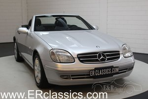 Mercedes-Benz SLK 230 1999 Silver-grey metallic For Sale