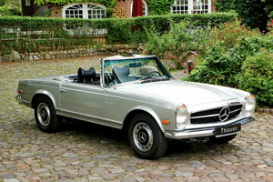 1969 Mercedes-Benz 280 SL Roadster