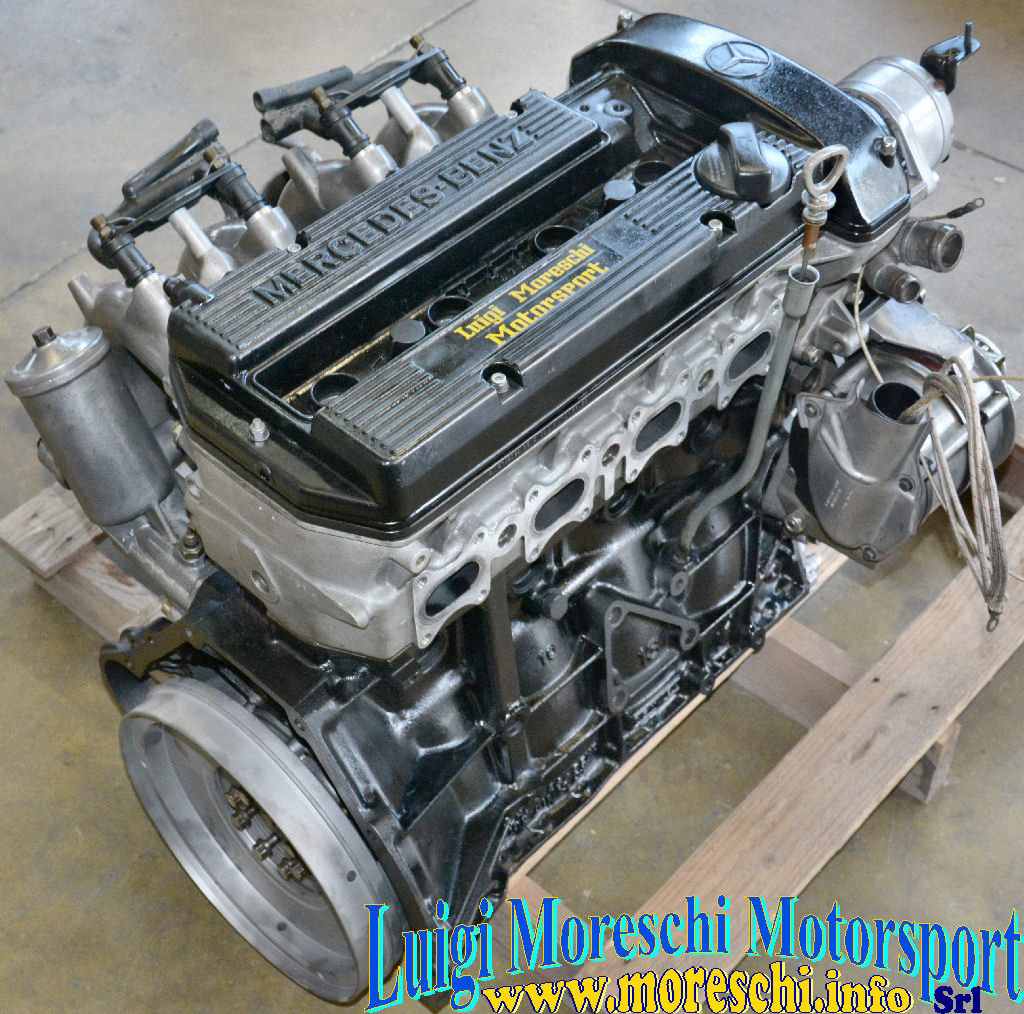 1985 Mercedes M102 E23 Engine - 190E 2.3 16 For Sale (picture 2 of 6)