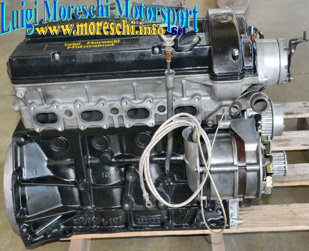 1985 Mercedes M102 E23 Engine - 190E 2.3 16 For Sale (picture 4 of 6)