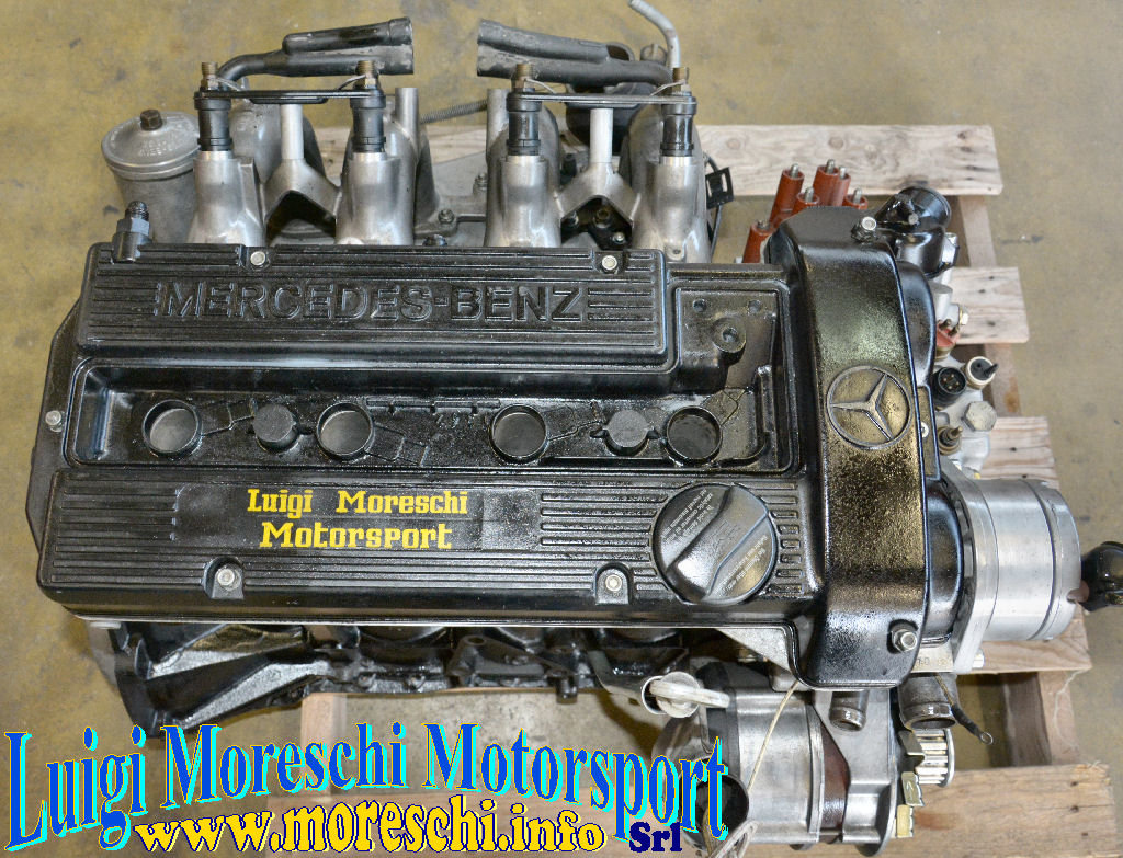 1985 Mercedes M102 E23 Engine - 190E 2.3 16 For Sale (picture 5 of 6)