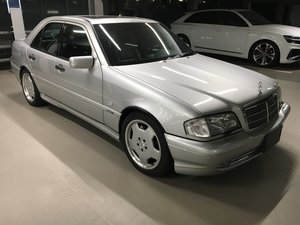 Mercedes C55 W202 Real factory  - super rare!!!!