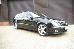 2008 Mercedes W211 E350 Avantgarde S AMG Estate (48164 miles) For Sale