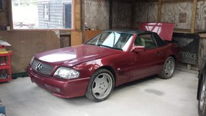 Picture of Mercedes 300sl 1990 appreciating classic very smart looking  For Sale