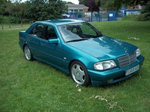 1998 Mercedes C43 AMG For Sale