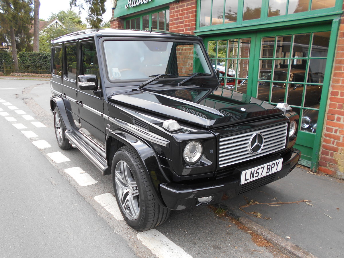 2007 Mercedes G55 AMG  For Sale (picture 2 of 4)