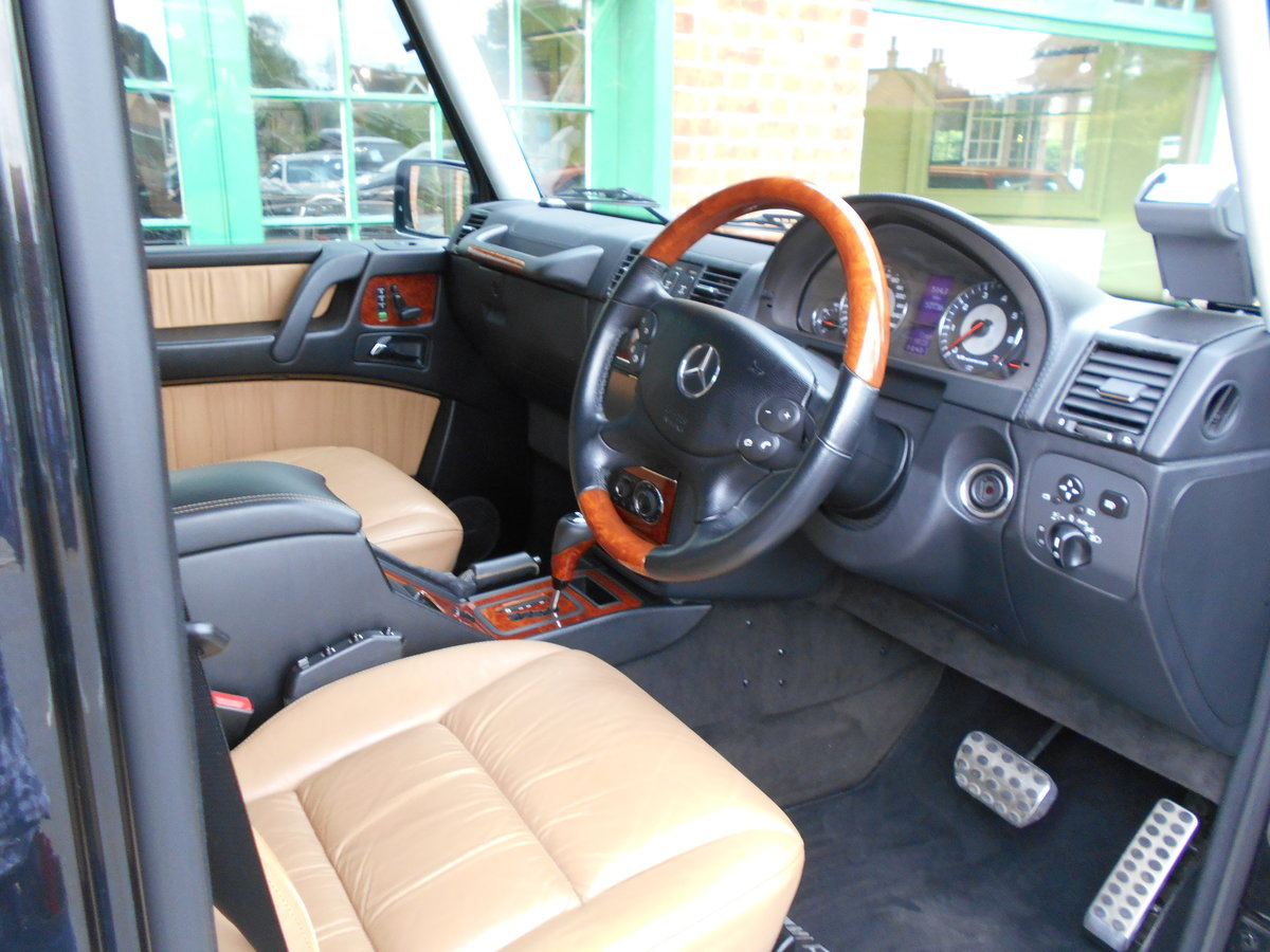 2007 Mercedes G55 AMG  SOLD (picture 4 of 4)