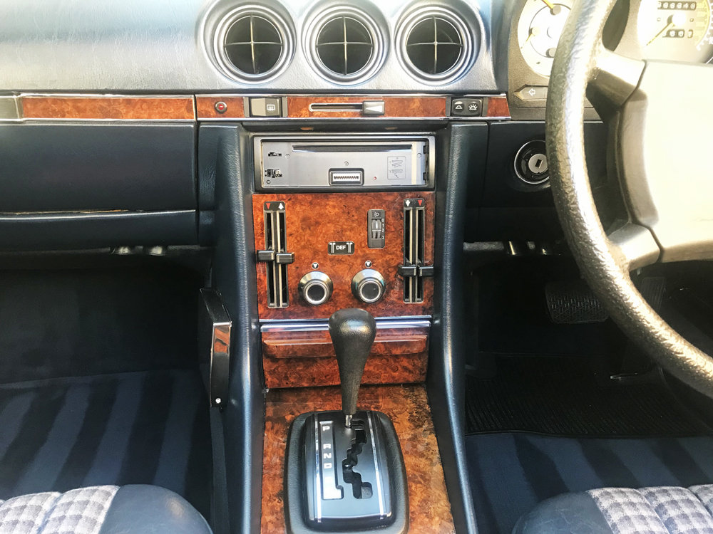1984 Mercedes Benz 500SL - fully restored SOLD (picture 22 of 24)