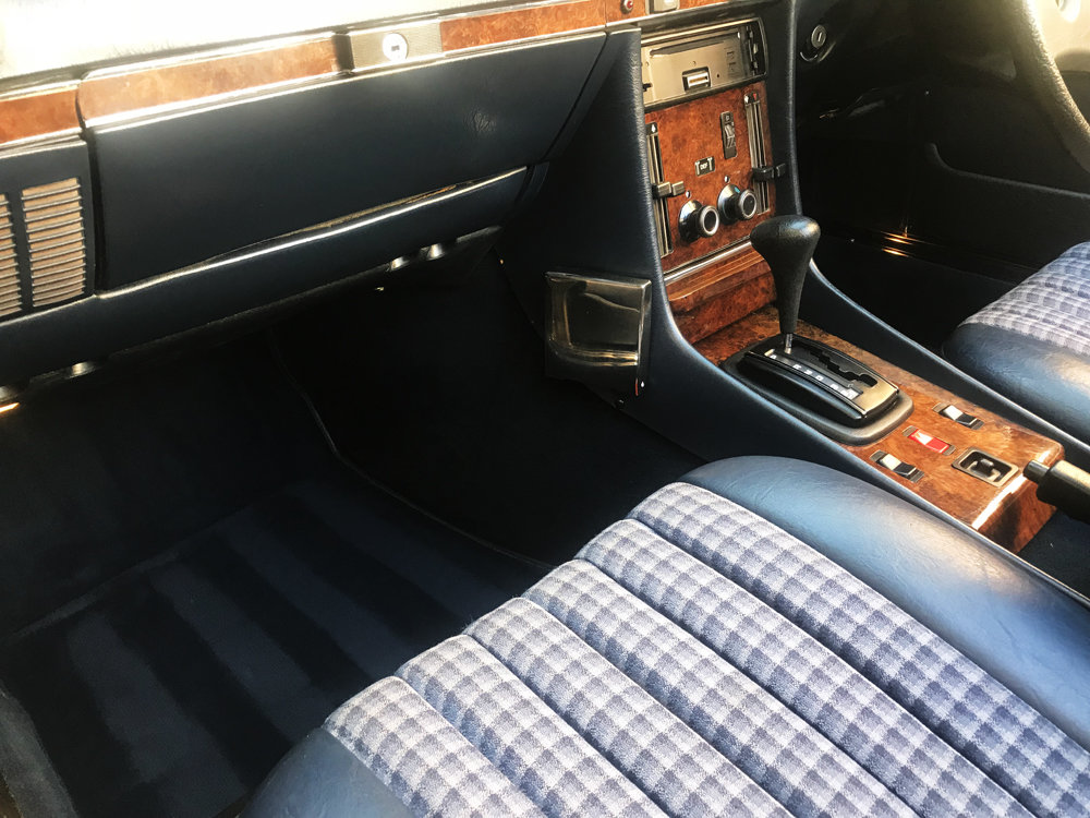 1984 Mercedes Benz 500SL - fully restored SOLD (picture 24 of 24)