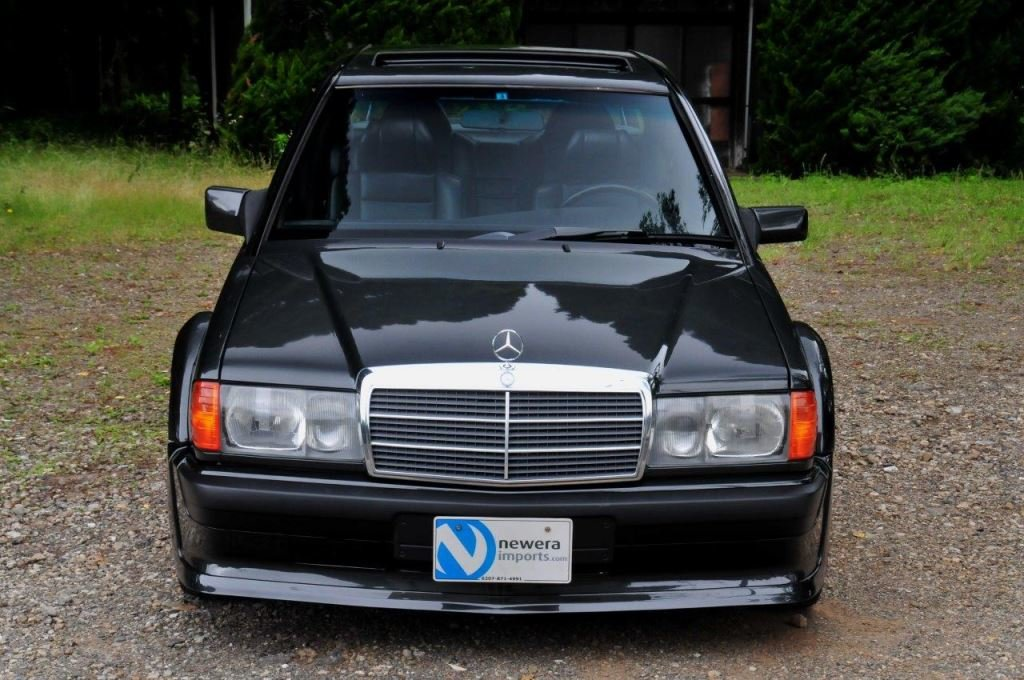 1989 Mercedes 190 Evolution,AMG Powerpack,72,902 miles For Sale (picture 2 of 6)