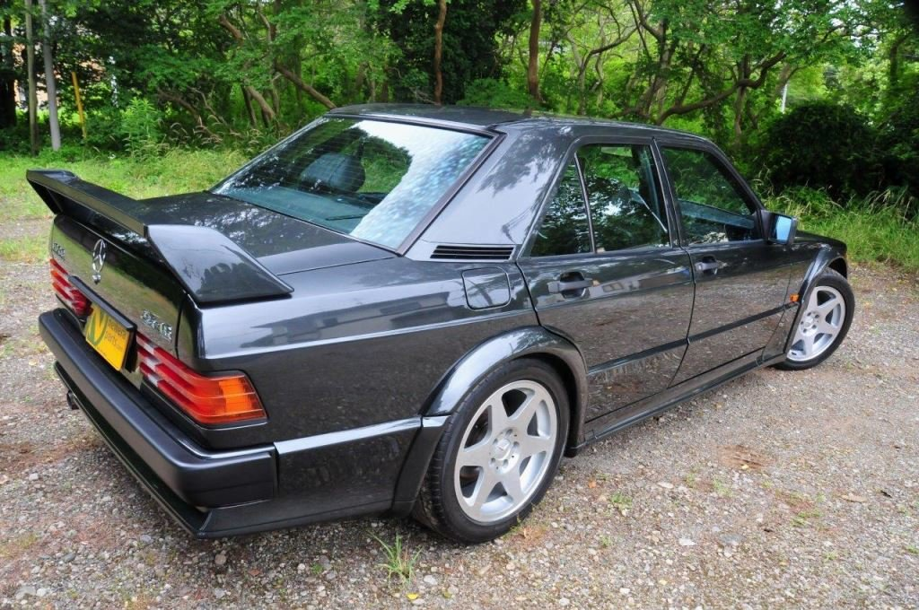 1989 Mercedes 190 Evolution,AMG Powerpack,72,902 miles For Sale (picture 3 of 6)
