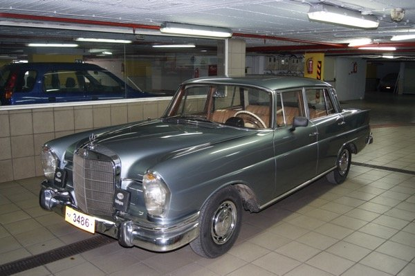 1962 Mercedes Benz 220 SE  For Sale (picture 1 of 6)