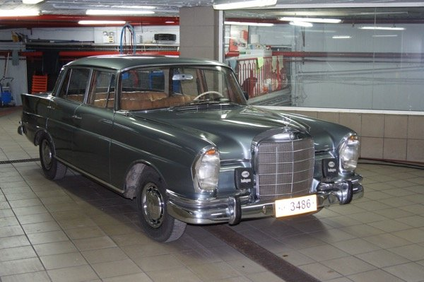 1962 Mercedes Benz 220 SE  For Sale (picture 2 of 6)