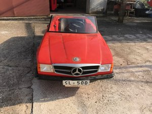 Mini 500SL Mercedes Lorinser For Sale