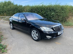 2006 MERCEDES S500 L For Sale