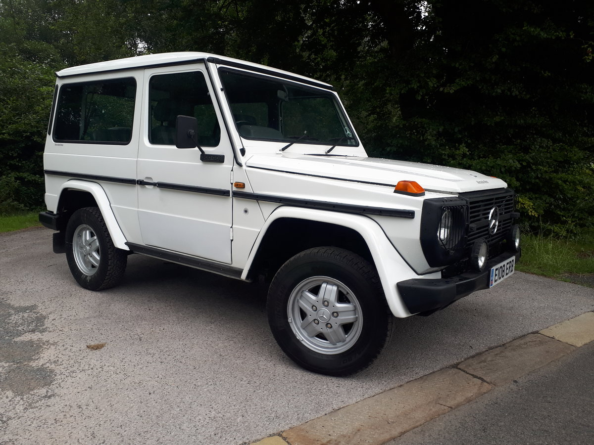 Picture of 1987 Mercedes g wagon 3.0 diesel manual low miles For Sale