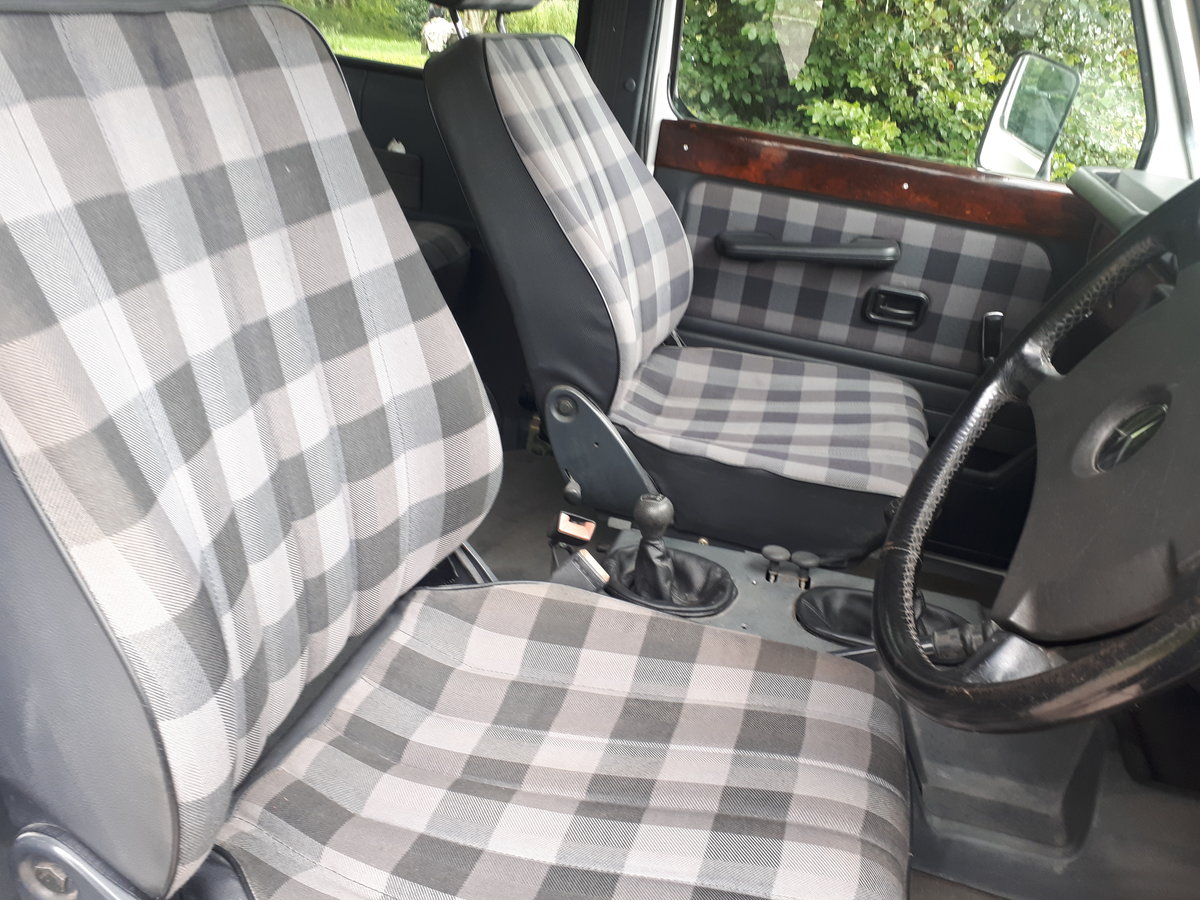 1987 Mercedes g wagon 3.0 diesel manual low miles For Sale (picture 6 of 6)