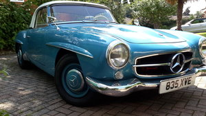 Mercedes 190 SL 1960  LHD For Sale