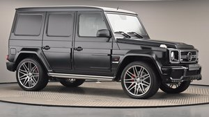 2015 Used MERCEDES BENZ G-CLASS 5.5 G63 AMG BRABUS for sale For Sale