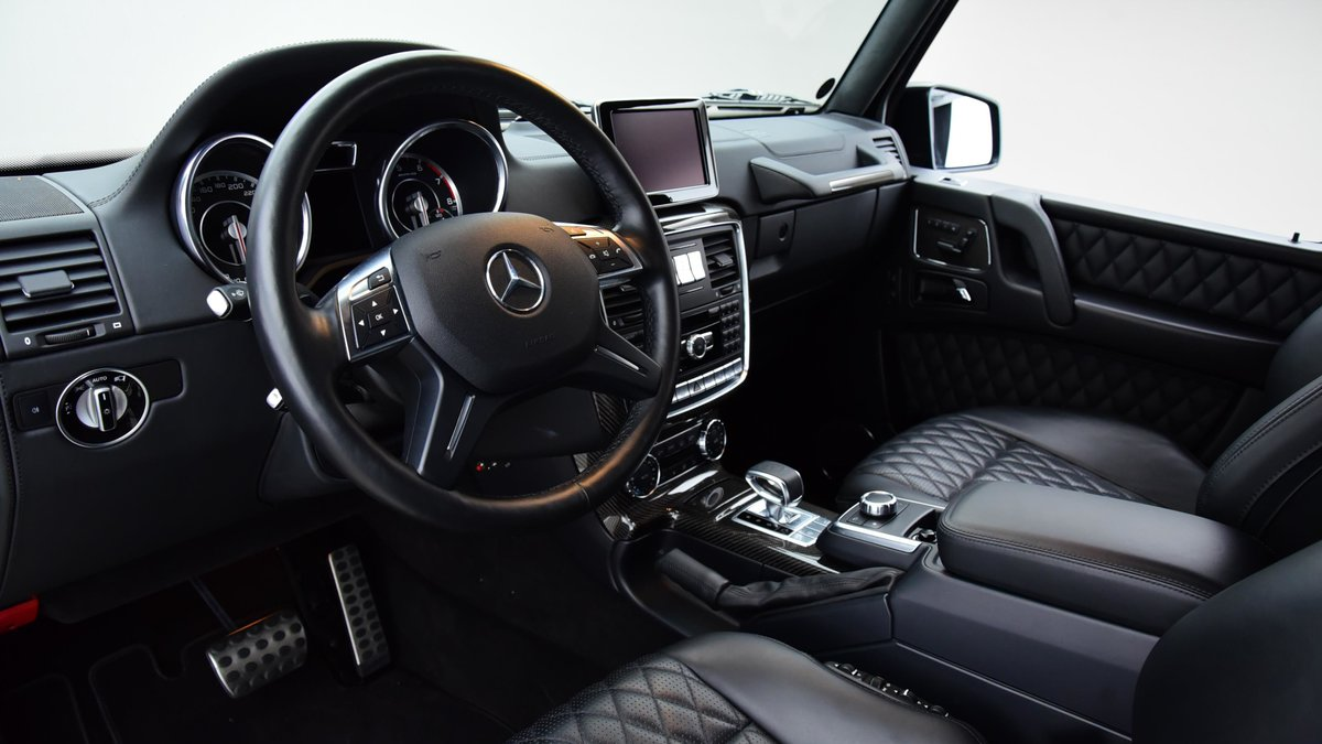 2015 Used MERCEDES BENZ G-CLASS 5.5 G63 AMG BRABUS for sale For Sale (picture 2 of 6)