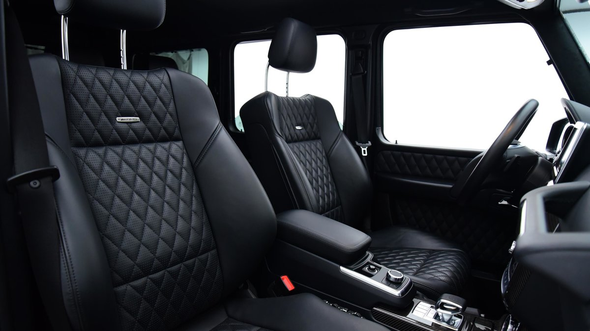 2015 Used MERCEDES BENZ G-CLASS 5.5 G63 AMG BRABUS for sale For Sale (picture 3 of 6)