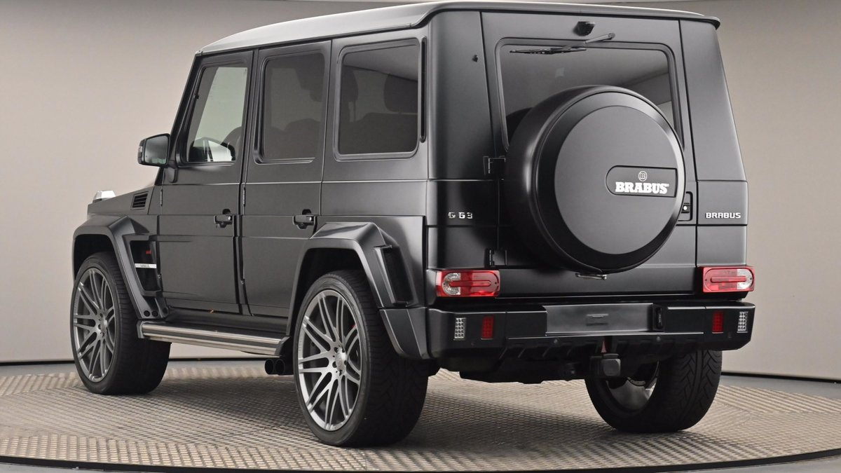 2015 Used MERCEDES BENZ G-CLASS 5.5 G63 AMG BRABUS for sale For Sale (picture 6 of 6)