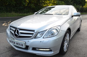 Mercedes-Benz E350 SE CGI BlueEfficiency Coupe 2013 For Sale