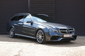 2014 Mercedes E63 AMG 5.5 V8 Bi-Turbo Estate Auto (53,870 miles) SOLD