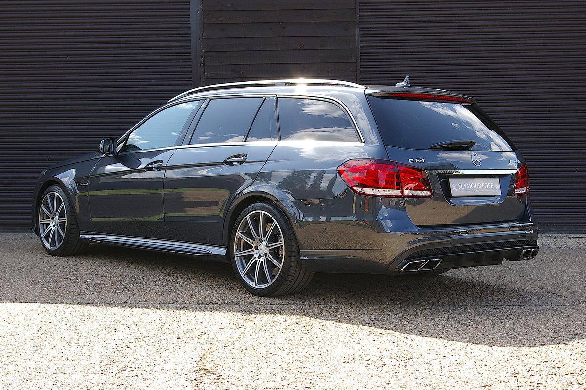 2014 Mercedes E63 AMG 5.5 V8 Bi-Turbo Estate Auto (53,870 miles) SOLD (picture 3 of 6)