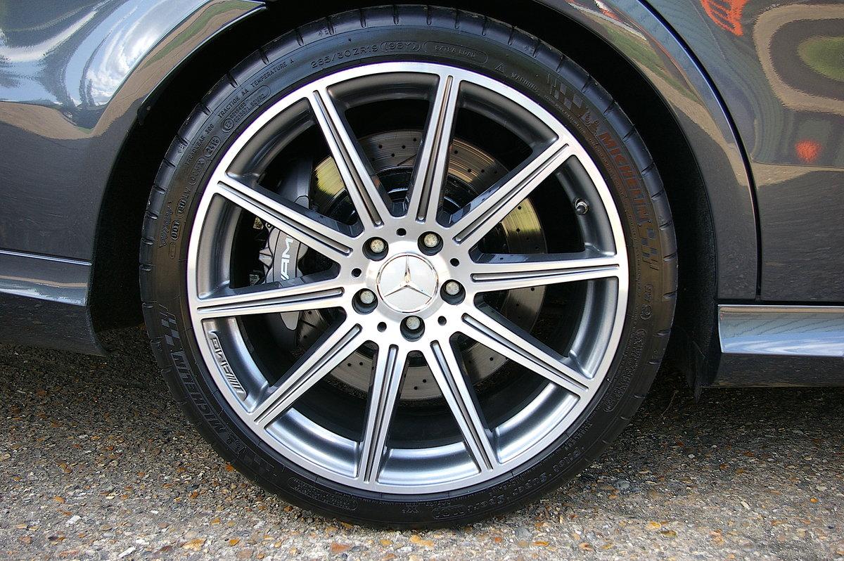 2014 Mercedes E63 AMG 5.5 V8 Bi-Turbo Estate Auto (53,870 miles) SOLD (picture 5 of 6)