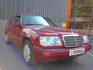 1994 MERCEDES BENZ 220TE ESTATE AUTOMATIC W124 WINTER BARGAIN  For Sale