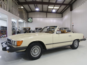 1979 Mercedes-Benz 450SL Roadster For Sale