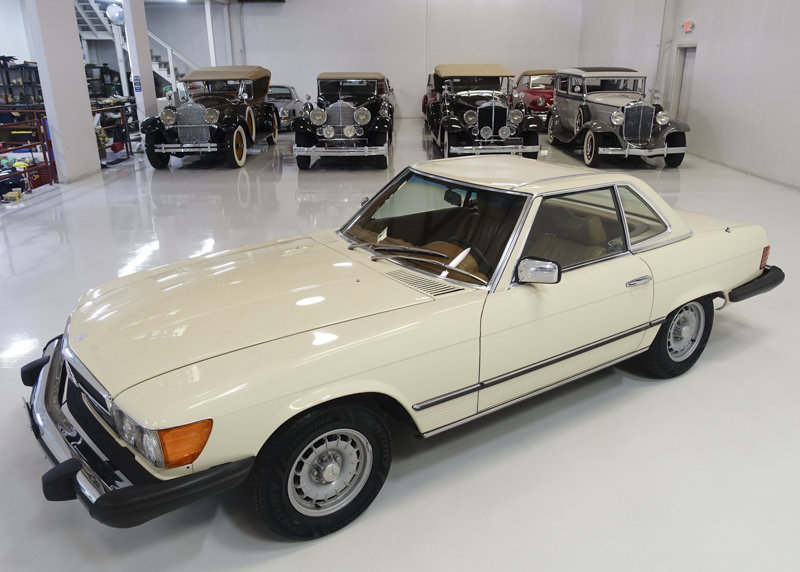 1979 Mercedes-Benz 450SL Roadster For Sale (picture 2 of 6)