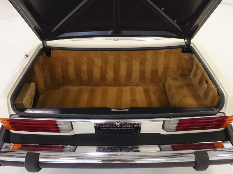 1979 Mercedes-Benz 450SL Roadster For Sale (picture 5 of 6)