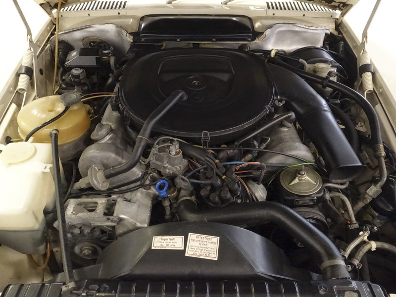 1979 Mercedes-Benz 450SL Roadster For Sale (picture 6 of 6)