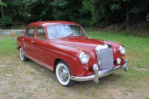 1959 Mercedes Benz 220S - Lot 651 For Sale by Auction