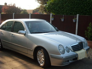 1999 Mercedes E240 W210  For Sale